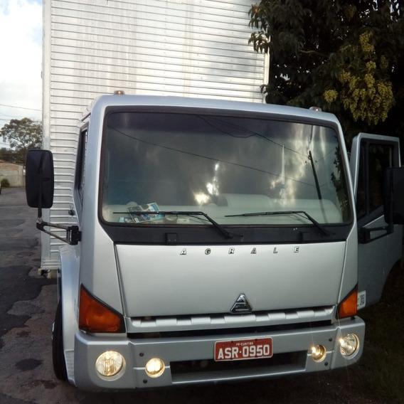 Caminhão Agrale 9200 - Ano 2006/2007 - Com Baú