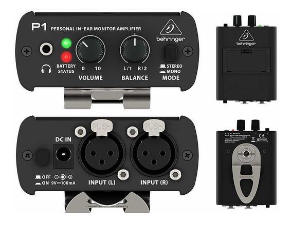 Pré Amplificador P1 Behringer