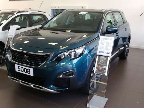 Peugeot 5008 1.6 Griffe Thp 16v Gasolina 4p Automático 2020