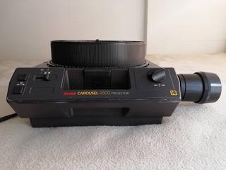 Proyector Diapositivas Kodak Carousel 4600 Perfecto Estado .