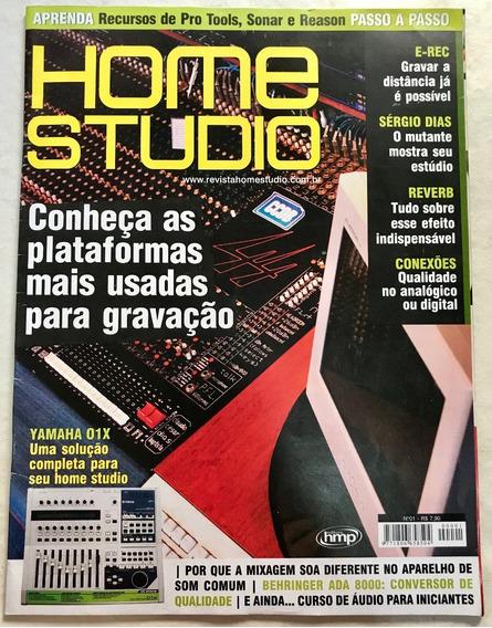 Revista Home Studio - Edição 01