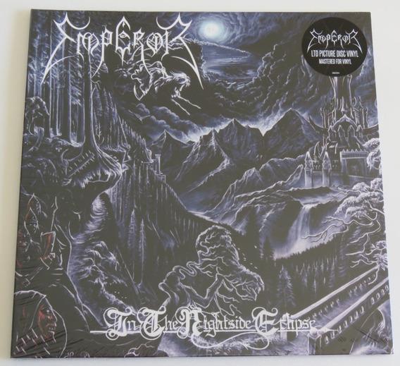 Emperor In The Nightside Eclipse Lp Picture Disc Selado