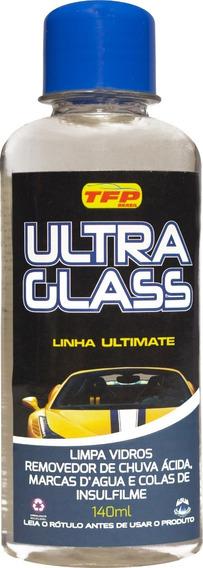 Removedor De Chuva Acida Para Vidros - Ultra Glass 140ml