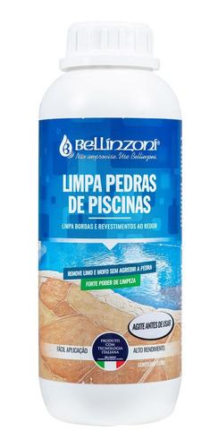 Limpa Pedras De Piscinas Bellinzoni 1l