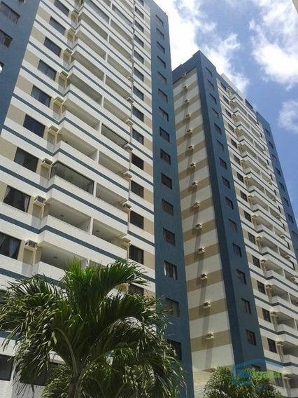 Cobertura Com 4 Dormitórios À Venda, 170 M² Por R$ 680.000,00 - Stiep - Salvador/ba - Co0043