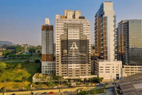 Vendo Sala Comercial Em Barueri/sp  Edifício Office Innovation  Área 37,66 M² - Oportunidade Devido A Pandemia 2021 Confira! - Sa0517