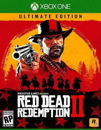 Red Dead Redemption 2 Xbox One Ultimate Edition
