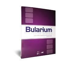 Livro Bularium -frete Gratis-promoção
