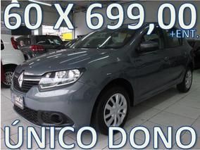 Renault Sandero Flex Completo Entrada + 60 X 699,00 Fixas