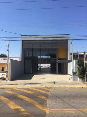 Galpão Para Alugar, 430 M² Por R$ 10.000/mês - Parque Industrial - Campinas/sp - Ga0434