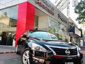 Nissan Altima 2.5 Advance Navi Cvt 2016 Seminuevos Sapporo