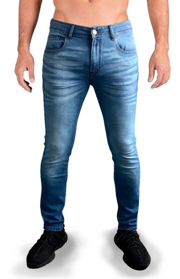 Jeans Pantalón De Mezclilla Caballero Skinny Stone Tiger