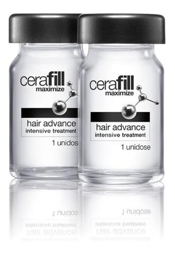 Imagen 1 de 2 de Tratamiento Anti-caída De Cabello Con Aminexil 10 Ampolletas
