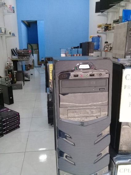 Cpu Gamer Semi Nova Proc I3 Memoria 4gb Hd500gb Fonte 500w