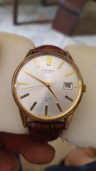 Relogio Seiko Automatico Antigo 17 Jewels