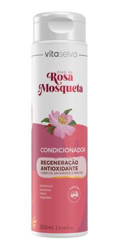 Imagem 1 de 7 de Condicionador Oleo De Rosa Mosqueta 300ml Vs