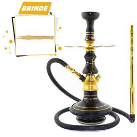 Narguile Amazon Prime Vaso Aladin Completo Oht - Cores