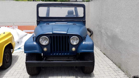 Jeep Willys Ford 1971