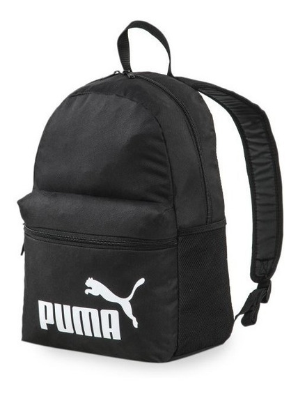 Mochila Puma Varios Modelos , Colores Lanzamiento 2020 Negra