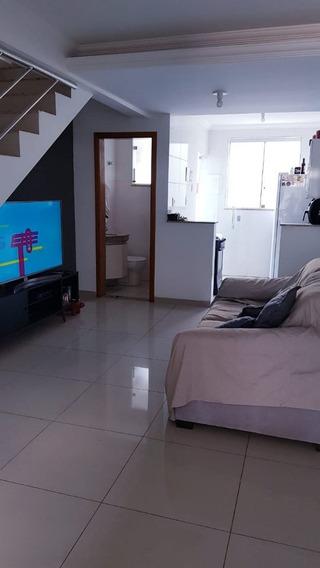 Casa Geminada Com 2 Quartos Para Comprar No Planalto Em Belo Horizonte/mg - Dl2045