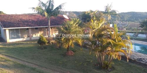 Imagem 1 de 10 de Excelente Casa Em Condomínio Fechado Ibiúna Sp.cód 301.