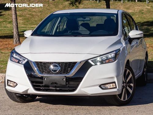 Imagen 1 de 15 de Nissan Versa Exclusive Ex. Full At 0km | Permuta / Financia