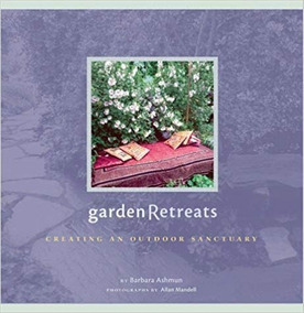 Livro Garden Retreats Creating Sanctuary Refugios No Jardim