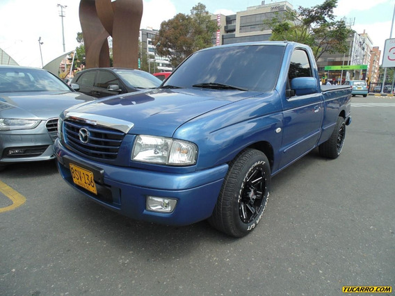 Mazda B-2200 B2200 2.2 Mt Cabina Sencilla
