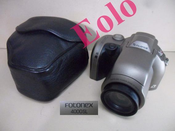Fuji 4000sl Camera Diferente Linda *decoração * Não Funciona