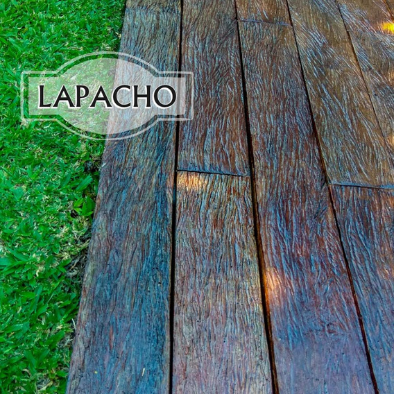 Deck Símil Madera - Línea Wood Lapacho