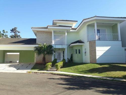 Casa Com 3 Dormitórios À Venda, 330 M² Por R$ 1.170.000 - Condomínio Vila Dos Inglezes - Sorocaba/sp - Ca2160