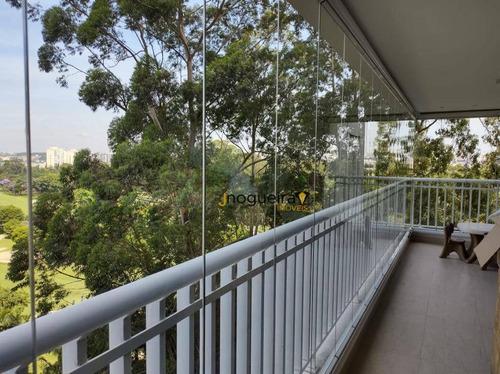 Imagem 1 de 30 de Apartamento Com 4 Dormitórios À Venda, 233 M² Por R$ 2.200.000,00 - Jardim Marajoara - São Paulo/sp - Ap15468