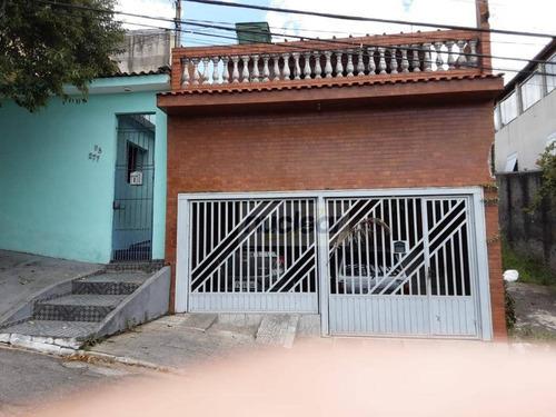 Imagem 1 de 19 de Sobrado Com 3 Dormitórios À Venda, 155 M² Por R$ 550.000,00 - Jardim Tietê - São Paulo/sp - So2009