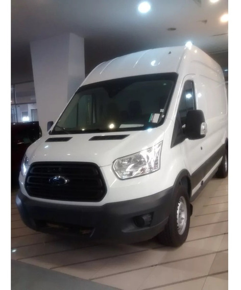 Ford Transit Largo Te Entrega Inmediata