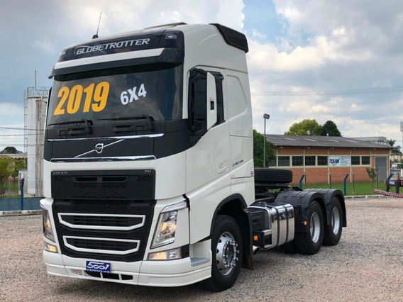 Volvo Fh New 540 6x4 Ano 2019