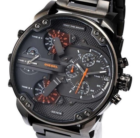 Reloj Diesel Mr. Daddy 2.0 Dz7315 Disponible