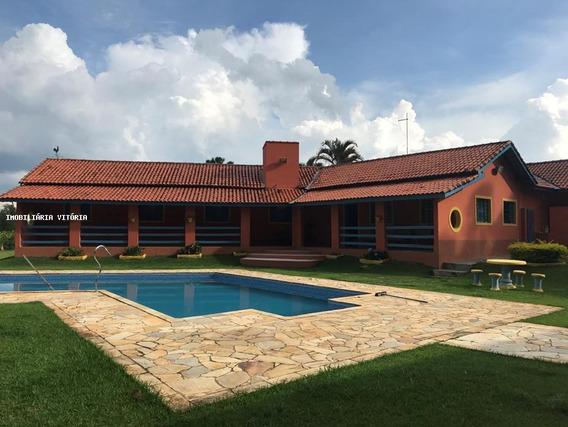 Chácara Para Venda Em Bragança Paulista, Araras Dos Pereiras, 4 Dormitórios, 1 Suíte, 5 Banheiros, 6 Vagas - Pv 690_2-1058456