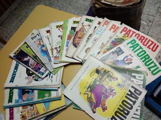 Lote 21 Revistas Patoruzu - Coleccion!!!