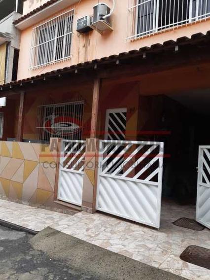 Casa Duplex Em Condomínio Em Cordovil - Pacv30034
