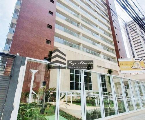 Apartamento Para Venda Em São Paulo, Moema, 2 Dormitórios, 1 Suíte, 1 Vaga - 10295_1-1271777