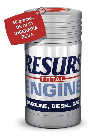 Resurs Protege Restaura Motor 50g Tecnologia Rusa Maranello