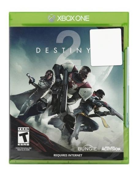 Game Xbox One Destiny 2 - Original - Novo - Lacrado