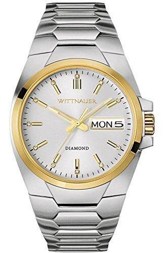 Wittnauer Brody Wn3045 - Reloj De Pulsera Para Hombre, Mecan