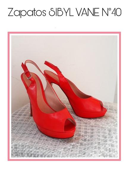 Zapatos Sibyl Vane N° 40