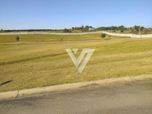 Imagem 1 de 6 de Terreno À Venda, 1000 M² - Condomínio Fazenda Jequitibá - Sorocaba/sp - Te1472