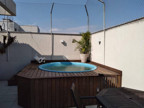 Imagem 1 de 19 de Cobertura À Venda, 125 M² Por R$ 550.000,00 - Pendotiba - Niterói/rj - Co3073