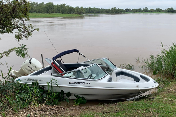 Quicksilver 1600 - Motor Johnson 115hp 4t - Año 2005