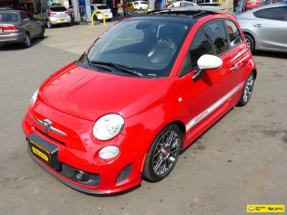 Fiat 500 Abarth Mt 1400cc Turbo