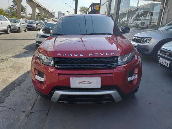 Land Rover Evoque 2012 2.0 Si4 Dynamic Tech Pack 5p