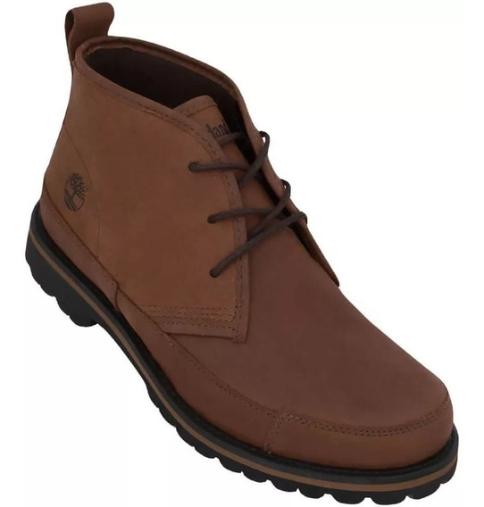 Bota Timberland Ek Leather Chukka Burnt Orange Tbb4136932f